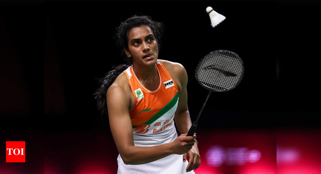 I made too many errors, says PV Sindhu | Badminton News – Times of India