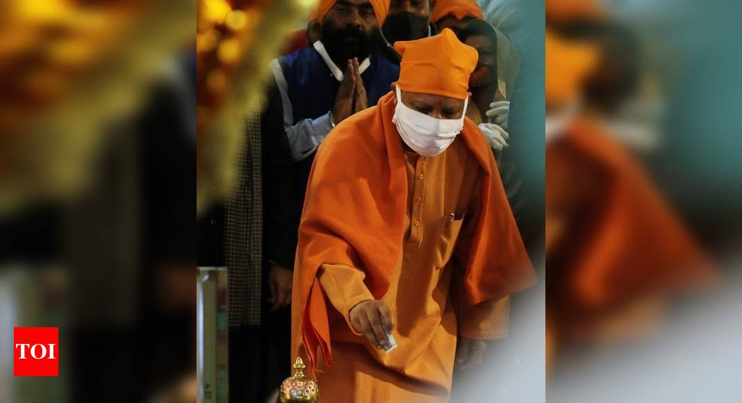 Yogi Adityanath mocks opposition leaders, says they are still in 'quarantine' | India News – Times of India