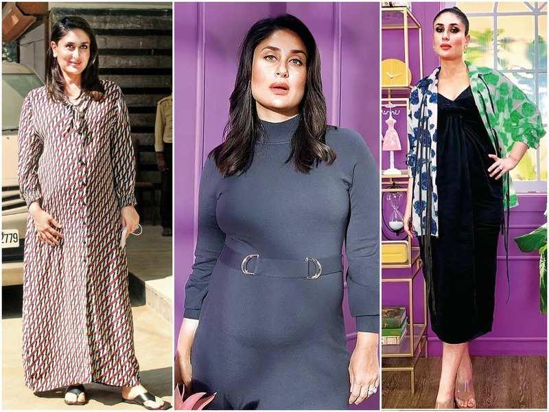 Kareena Kapoor Khan's various looks