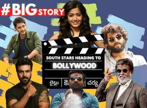 #BigStory! South stars in pan-India films