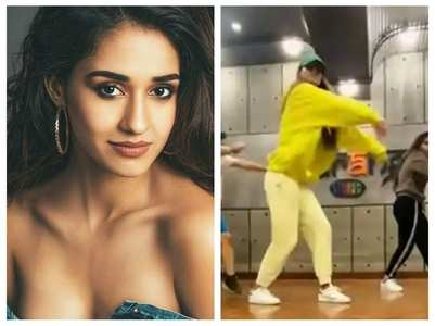Watch: Disha grooved to Saweetie's 'Tap In'