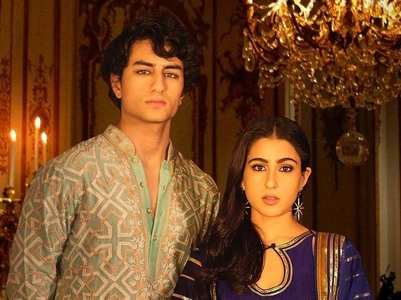 Sara and Ibrahim Ali Khan give sibling goals