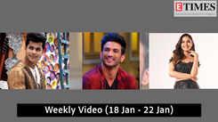 Jasmin Bhasin's re-entry in BB14 house to Rakhi Sawant peeing in her pants; top headlines this week