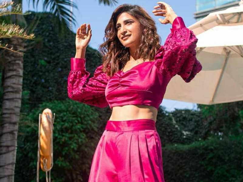 Exclusive! Aahana Kumra on bagging the role of a pilot in Madhur Bhandarkar's 'India Lockdown': I'm thrilled!