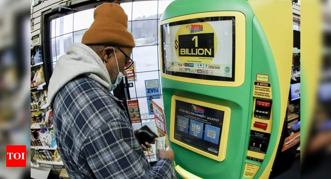 $1B Mega Millions prize a result of long odds, slow sales – Times of India