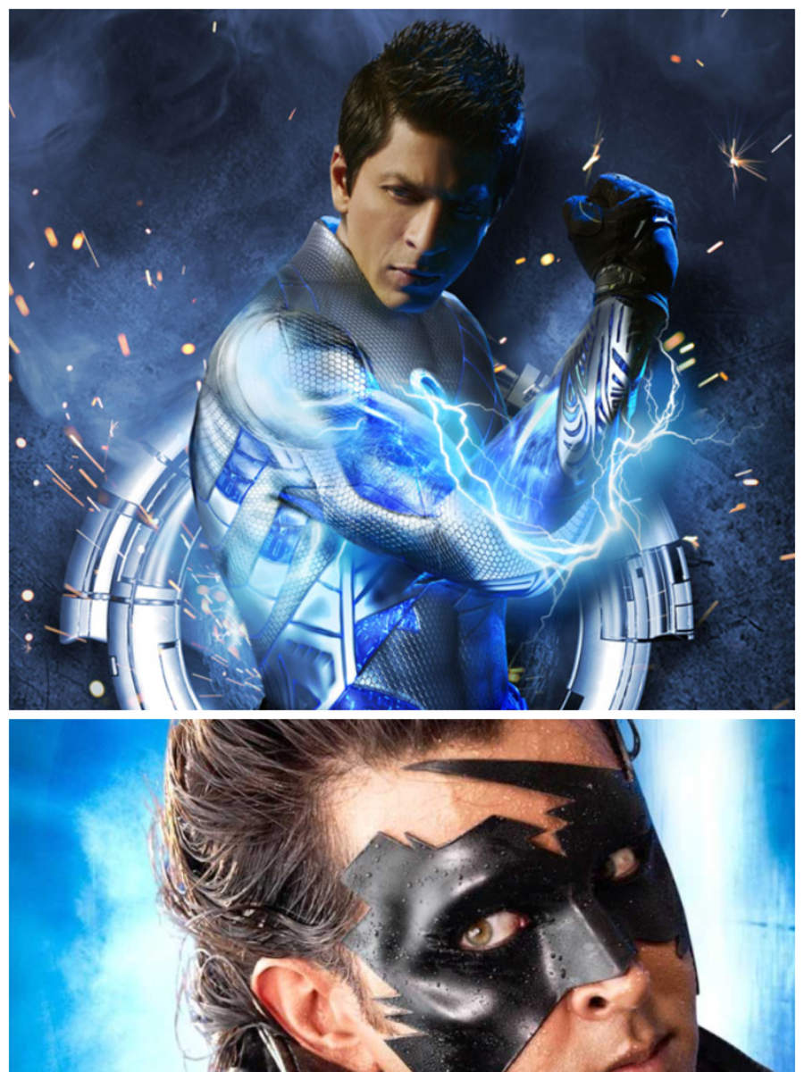 Superheroes of Bollywood