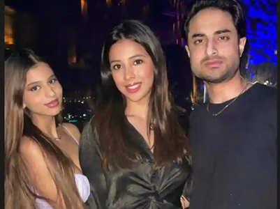 Suhana Khan misses her 'babysitters'