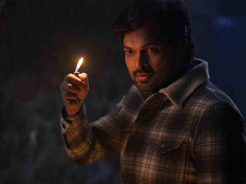 Ajmal Amir in a fun horror film directed by brother Askar Amir