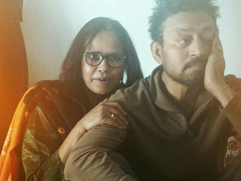 On her birthday, Sutapa Sikdar pens an emotional note remembering Irrfan Khan: How is it up there? Do you still forget birthdays?