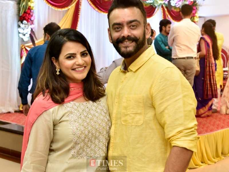 Aastad Kale and Swapnalee Patil to tie the knot on Valentine's Day; opt for court marriage