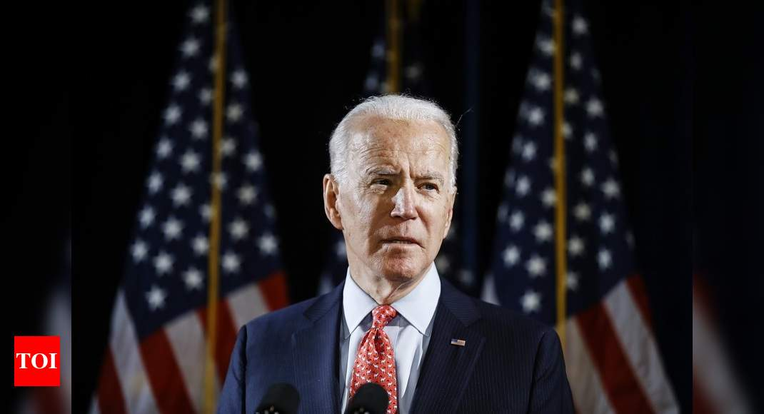 Biden orders faster relief checks, more food aid