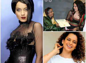 Kangana on winning her first National Award