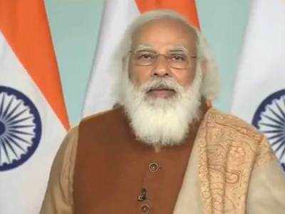 PM Modi to address WEF via video conference on January 28