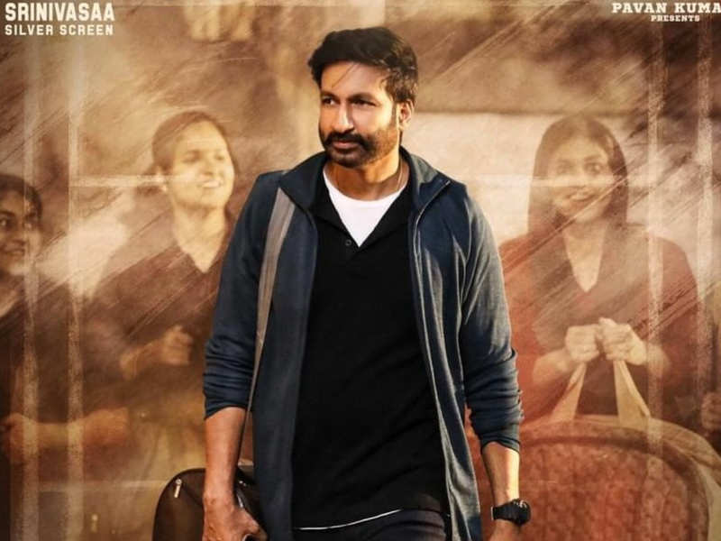 Gopichand, Tamannaah's ''Seetimaarr'' gears up for Ugadi release? | Telugu  Movie News - Times of India