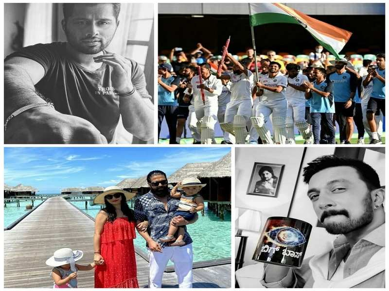 From Phantom's title change to Yash holidaying in Maldives - here's what made headlines last week