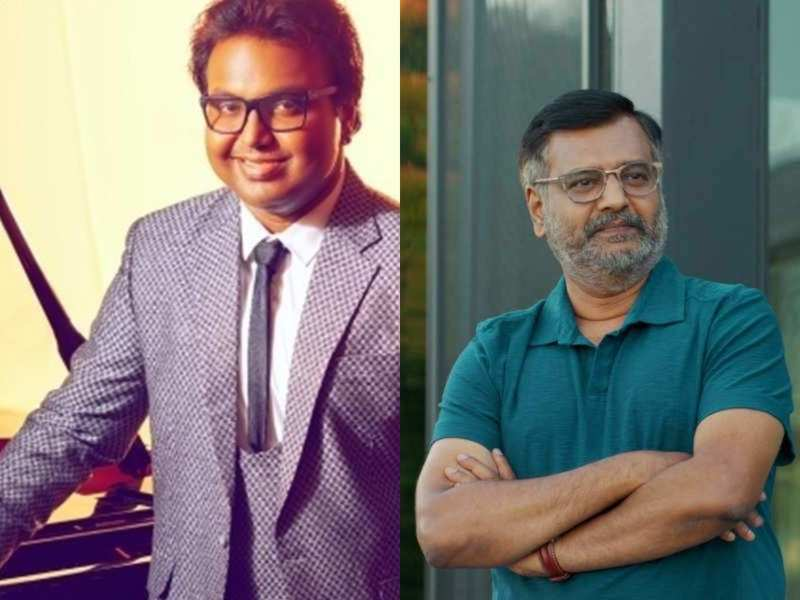 Vivekh plays his favourite Imman song and wishes the composer