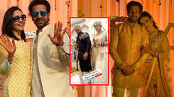 'Pavitra Rishta' famed Karan Veer Mehra ties the knot with actress Nidhi V Seth in an intimate traditional ceremony