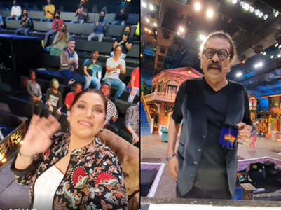 TKSS begins shoot with live audience