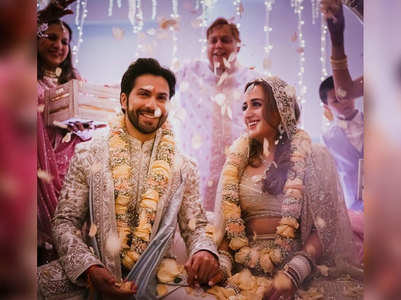 Here's what happened at Varun-Natasha's wedding