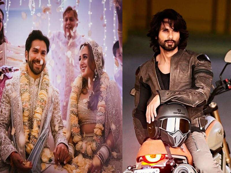 Shahid Kapoor congratulates Varun Dhawan on his wedding; welcomes him to the 'dark side'