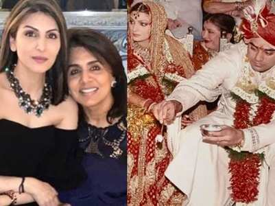 Neetu on Riddhima's 15th wedding anniversary