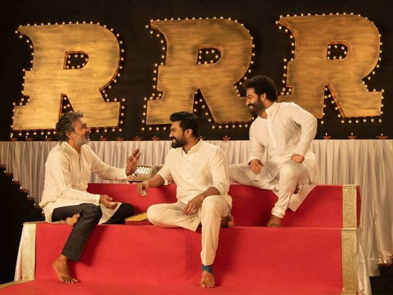 #RRRMovie: Fans trend the hashtag in anticipation of an update from the team of SS Rajamouli's Jr NTR and Ram Charan starrer RRR