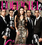 Cover girl Karisma