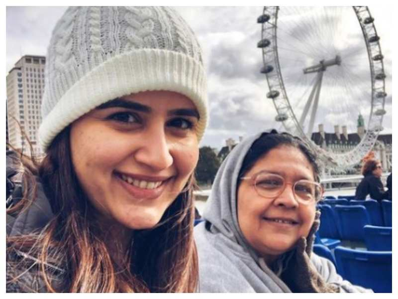 Vaidehi Parashurami posts a heart-warming birthday wish for her mother; view post
