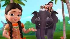 Watch Latest Children Bengali Nursery Rhyme 'Hathi Raja' for Kids - Check out Fun Kids Nursery Rhymes And Baby Songs In Bengali
