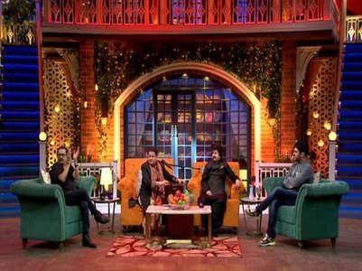 Singers Anup Jaota, Hariharan grace TKSS