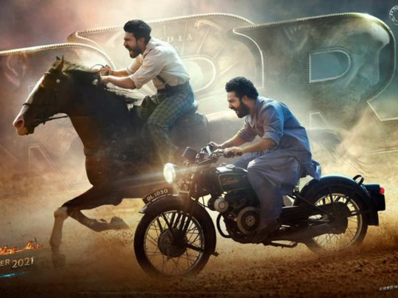 Rajamouli's RRR to release on October 13