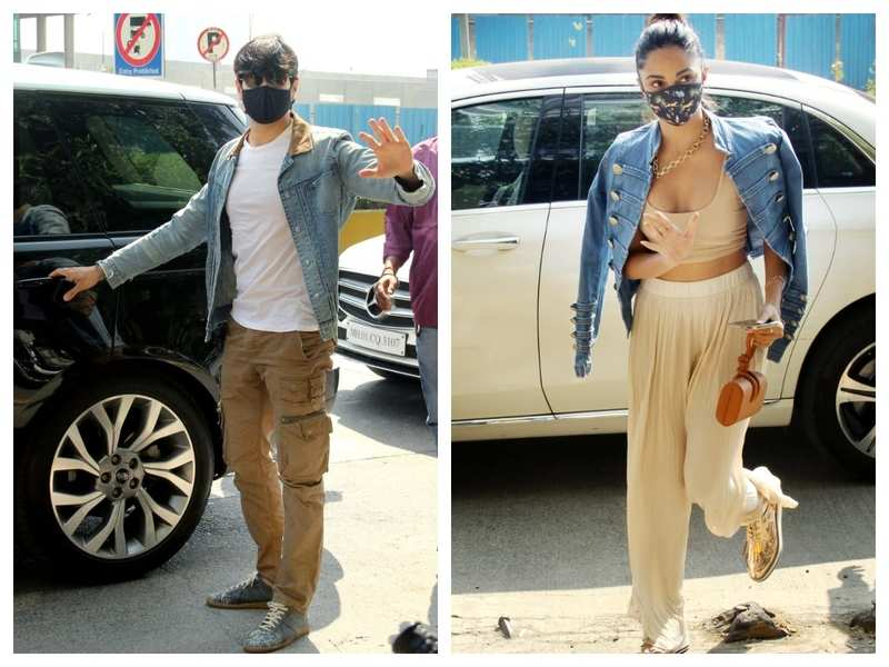Has Sidharth Malhotra introduced his rumoured girlfriend Kiara Advani to his parents?