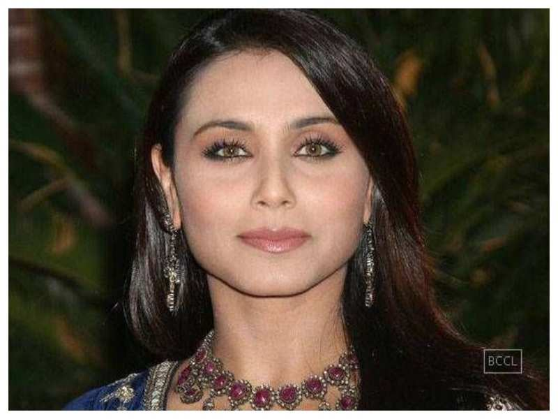 Rani Mukerji reveals she consciously sought films with strong female protagonists, says she is happy that she chose well