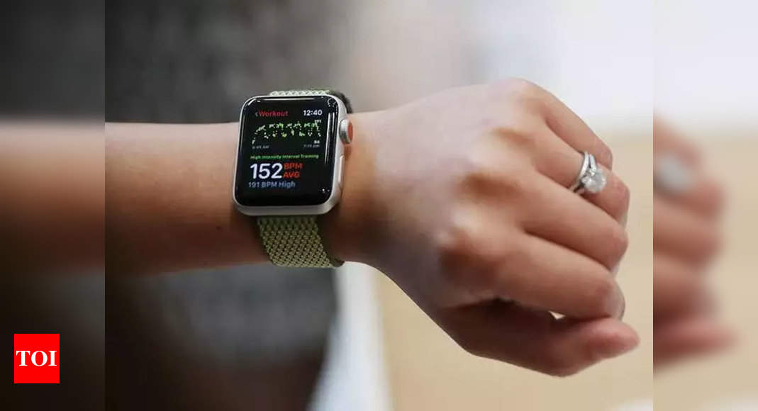 Apple Watch helps police save a kidnapped woman – Times of India