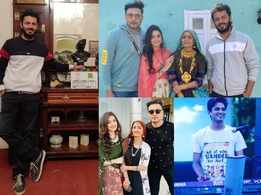 Exclusive! Dhwani Gautam and the entire star cast on the director's upcoming romantic song 'Valamiya 2.0'