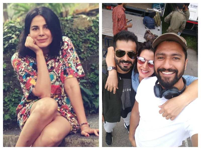Exclusive! Kirti Kulhari on working with Vicky Kaushal: I agree that our chemistry was spoken about quite a bit