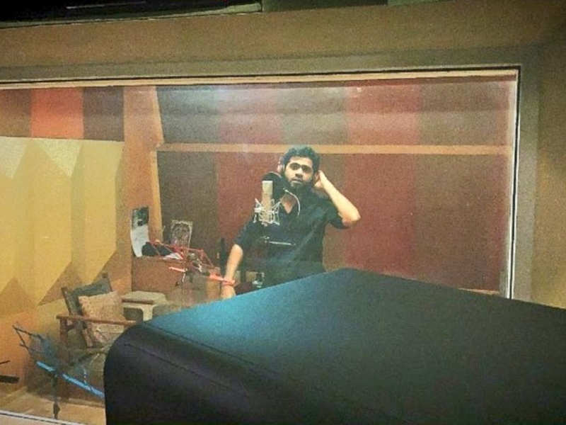 Silambarasan TR sings for Vijay Sethupathi in YOYK