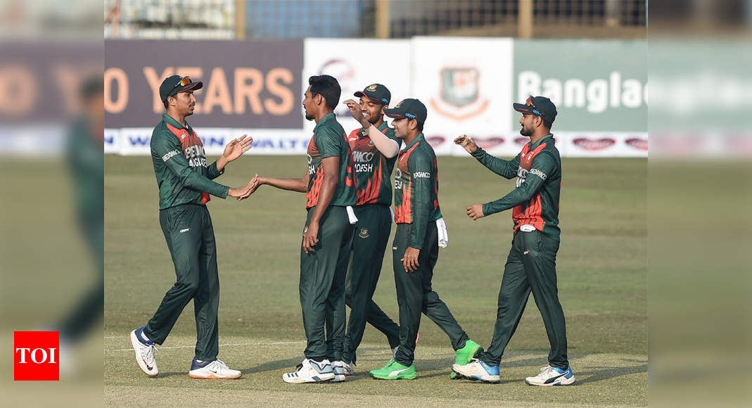 ODI Super League: Bangladesh move to second place in standings | Cricket News – Times of India
