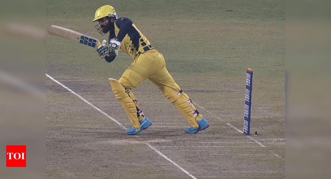 Mushtaq Ali T20: Tamil Nadu look to continue unbeaten run in quarters | Cricket News – Times of India