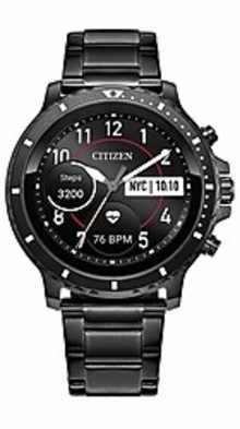 Citizen CZ Smart 46 mm AMOLED Black