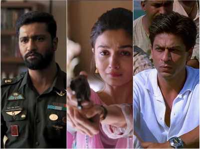 11 Patriotic dialogues from Bollywood films