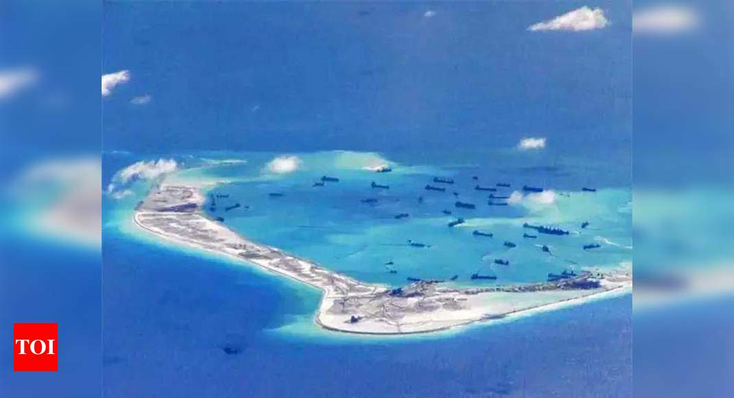 China to conduct military drills in South China Sea amid tensions with US – Times of India
