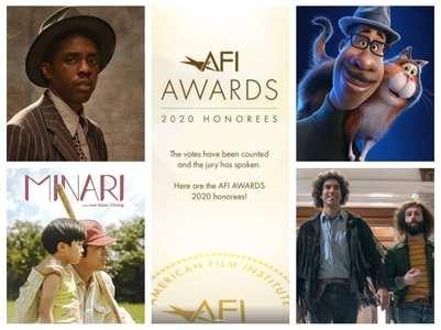 AFI 2021 honours Boseman's last film