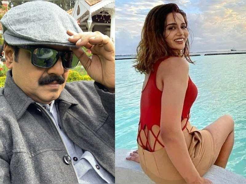 Vivekh suggests Raiza Wilson to watch Sivaji Ganesan-starrer Babu