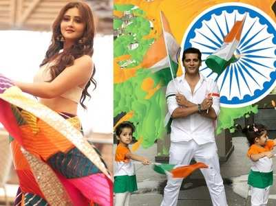 TV celebs wish R-Day with colourful photos