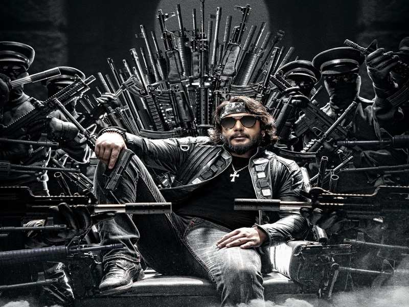 Darshan reveals new poster of Roberrt on Republic Day