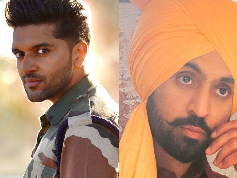 #RepublicDay2021: Guru Randhawa, Diljit Dosanjh, and other Punjabi stars share greetings of the day on their social media platforms