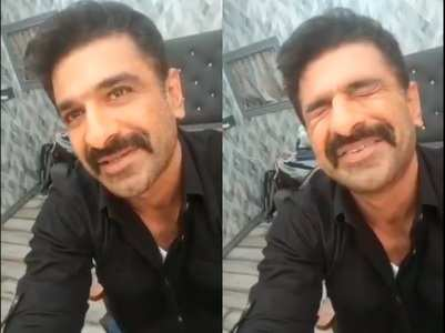 Eijaz shares his fav memory with Pavitra