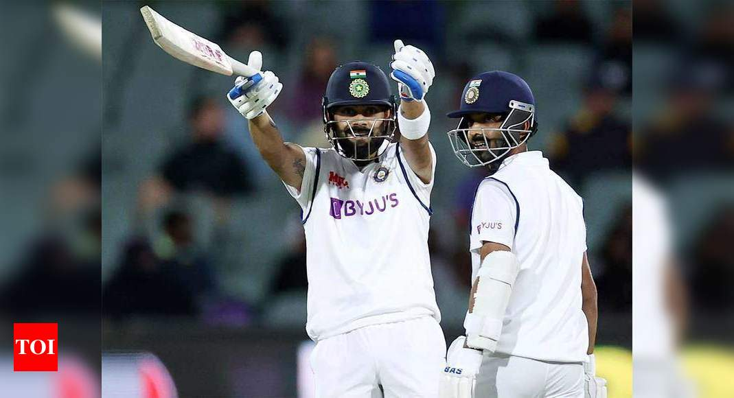 Nothing changes between me and Virat, he is my captain and I am his deputy: Rahane - Times of India
