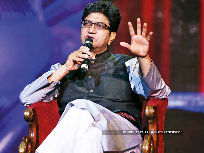 Prasoon Joshi talks about controversies surrounding films and how he deals with them